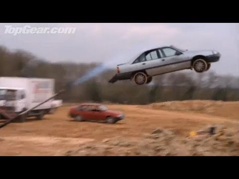 BBC: Car Darts!! - Top Gear