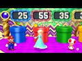 Фрагмент с средины видео - Mario Party 10 Coin Challenge - Mario vs Toad vs Toadette vs Rosalina Gameplay (2 Player)
