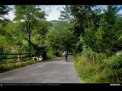 VIDEOCLIP Traseu MTB Zarnesti - Predelut - Bran - Predelut - Zarnesti