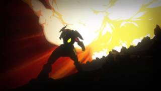 anime mix Tengen Toppa Gurren Lagann - Struggle for Tomorrow