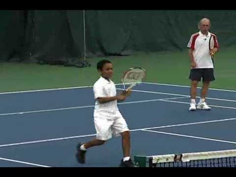 QuickStart Tennis - Ages 9 & 10: 3-2-1 Juggle Rally
