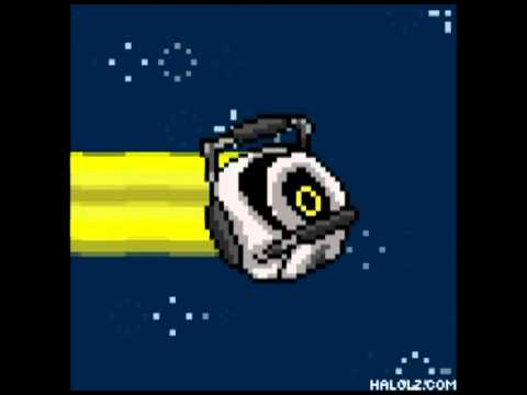 Space Core Follows Nyan Cat Into Space!