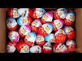 New Surprise Eggs Surprise Kinder Joy For Boys & Girls Unboxing Learn Colors Play doh Toys For Kids