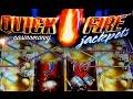 MAX BET! - Quick Fire Jackpots - GOLDEN PEACH - Big Win! - Slot Machine Bonus