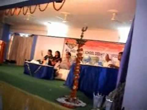 Frank Anthony Debate Competition-2010- St. Joseph Inter College-1