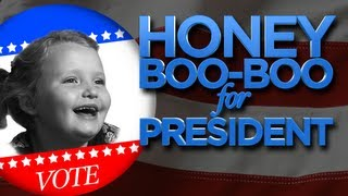 Honey Boo Boo For President - Presidential Campaign Parody Video HD