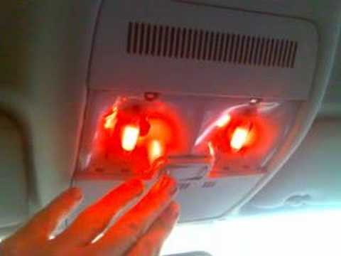 Audi A3 8p 2,0tdi... lampadine a siluro da 6 led