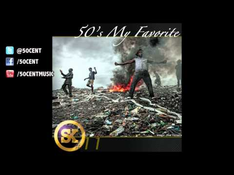 50 Cent - 50-s My Favorite (Street King Energy Drink Track #11)