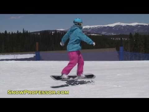 How to Snowboard Tricks: Frontside 180