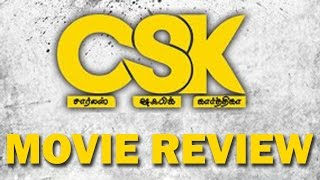 Watch CSK Tamil Movie Review | Sharrankumar Red Pix tv Kollywood News 29/Mar/2015 online
