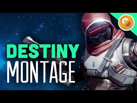 Stick Around : Destiny Throwing Knife Montage (Funny Gaming Moments)