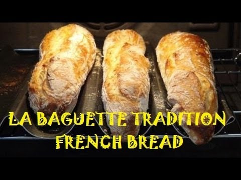 LE PAIN  /  FRENCH BREAD
