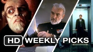 Weekly Movie Picks - Week of October 2, 2012 HD