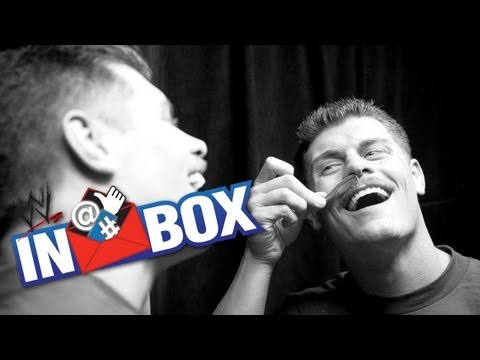"We 'mustache' you a question - ""WWE Inbox"" - Episode 51"