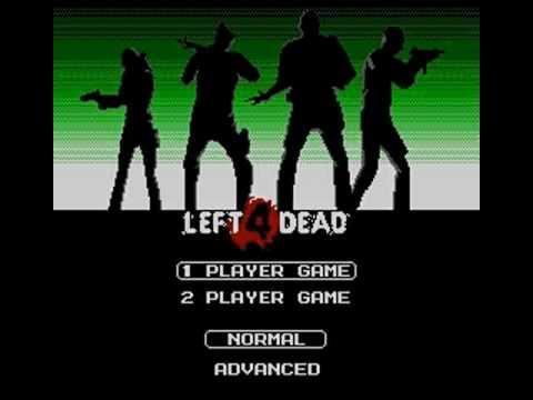 NES Left 4 Dead Gameplay Video 1