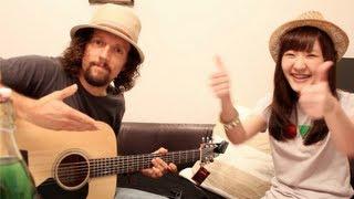 Lucky - Jason Mraz ft. Megan Lee-Winner of Jason Mraz Cover Contest