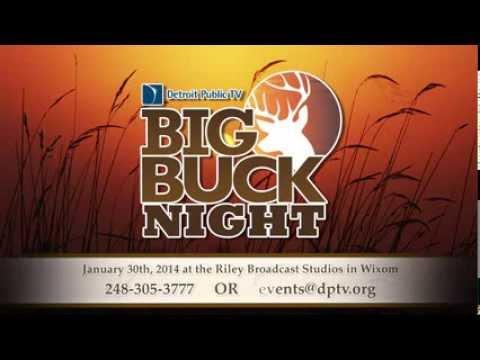 2014 Big Buck Night