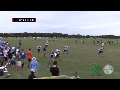 Doublewide vs. Johnny Bravo: Full Game Footage from the 2012 Club Championships -- Day 1
