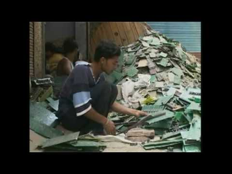 E-Waste - Electronic Waste - Computer Recycling in Nigeria, India, Mexico and China