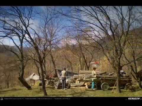 VIDEOCLIP Traseu MTB Sinaia - Posada - Campina - Doftana - Floresti