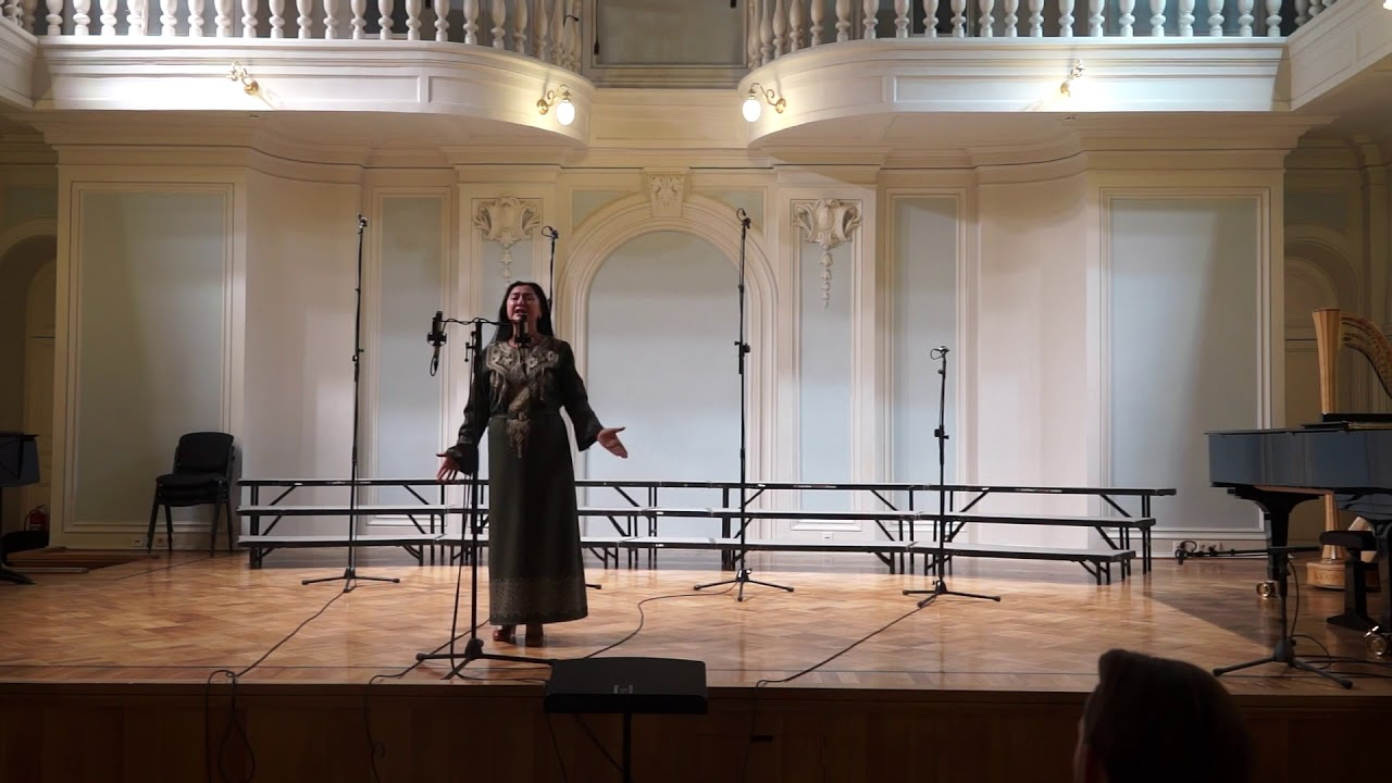 Marlena MOSH: Komitas, Sayat-Nova