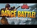 DANCE BATTLE - Tfue Fortnite Twitch Highlights #8