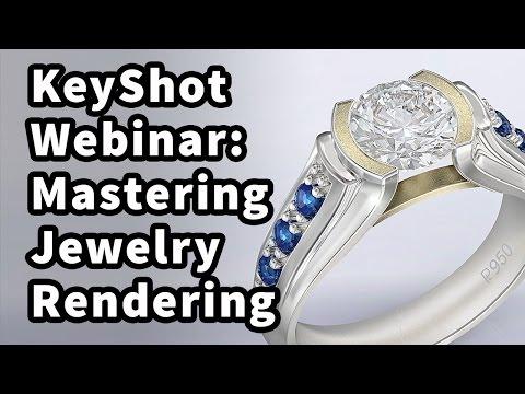 Mastering Jewelry Rendering