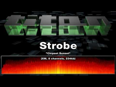 Chipset Sunset - Strobe - Titan (chiptune)