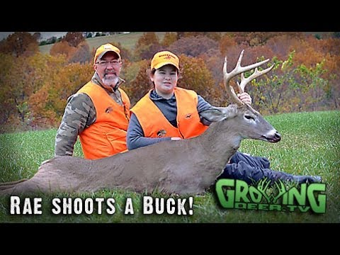 Buck! Buck! Buck! The Excitement Of Deer Hunting With Kids