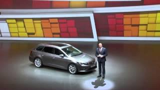 Во Франкфурте дебютировал SEAT Leon ST