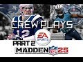 CREW PLAYS - Madden 25 XBOX ONE (Part 2) Shocking Ending
