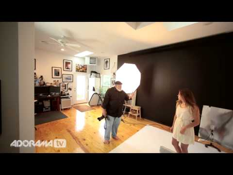 Studio Lighting Ep 112: Visual Impressions with Joe DiMaggio: Adorama Photography TV
