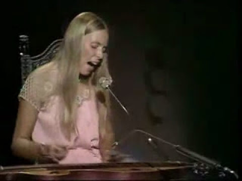 Joni Mitchell-California (BBC)