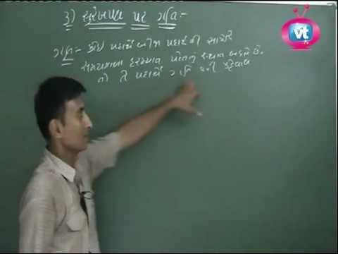 "Physics Lesson 03 ""Surekh Path Par Gati"" Part-1 (Sem-1 HSC/GSEB)"