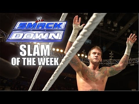 Second City Saints - WWE SmackDown Slam of the Week 11/29