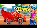 Мультфильмы про машинки и автосервис. Готовим гоночные машины к соревнованиям. Авто для детей.