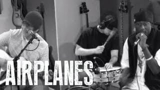 Airplanes - B.o.B. Ft. Hayley (Paramore) (Tyler Ward Acoustic Cover) - Music Video - Eminem - BoB