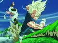 dragon ball z goku ssj3 vs majin kid buu linkin park numb