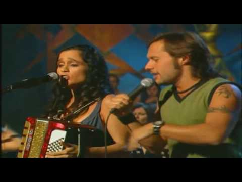 Diego Torres con Julieta Venegas - Sueos [HD]