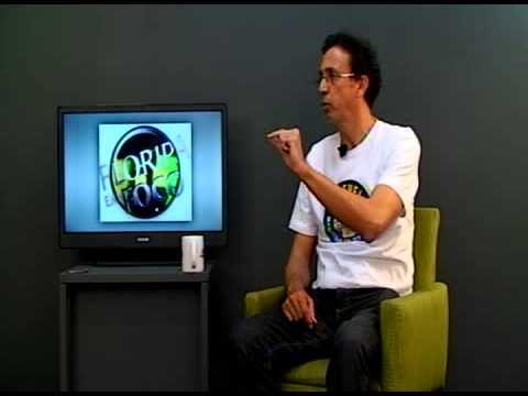 Floripa em Foco com SINTE - Professor Carlos Alberto Lopes Figueredo - 06/05/15