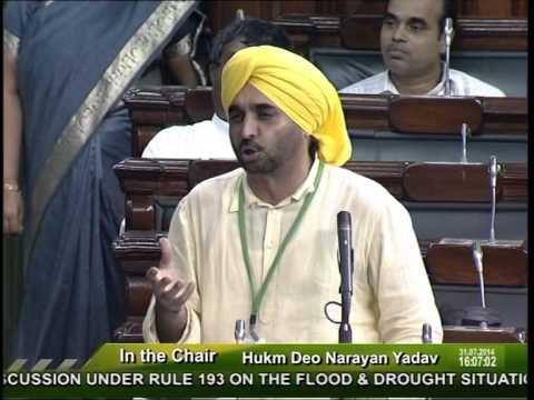Save farmers and farming of the country..BHAGWANT MANN
