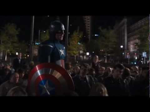 The Avengers: Captain America vs Loki