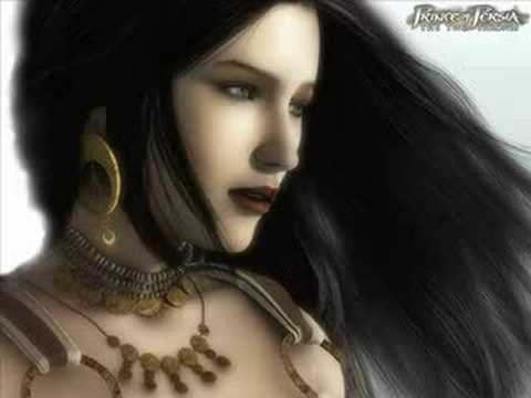 Prince of Persia  soundtrack-Kaileena free from fate