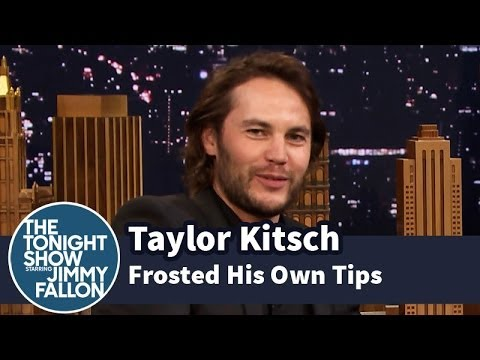 Used to Frost His Own Tips at The Tonight Show Starring Jimmy Fallon