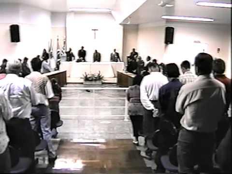 Inauguração da Sede da Câmara Municipal de Capão Bonito 14 11 2002