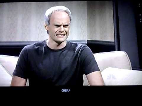 Bill Hader's Clint Eastwood impression SNL