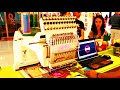 Nice Embroidery Machine for Business