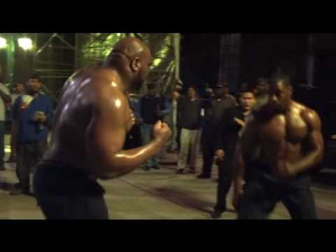 Blood and Bone - Bone vs. Hammerman Fight