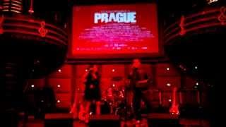 PRAGUE Song 'BOTAL KHOL' live featuring Tony Kakkar and Neha Kakkar