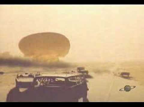 Atomic Bomb Nuclear War - This Could Happen